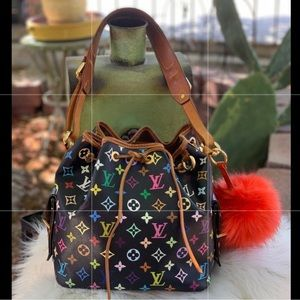 💜Louis Vuitton Iconic Petit Noe Limited Edition💙